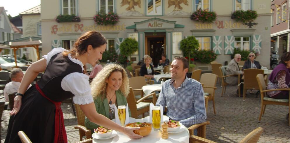 Hotel Oberstaufen - Hotel und Restaurant Adler 4575