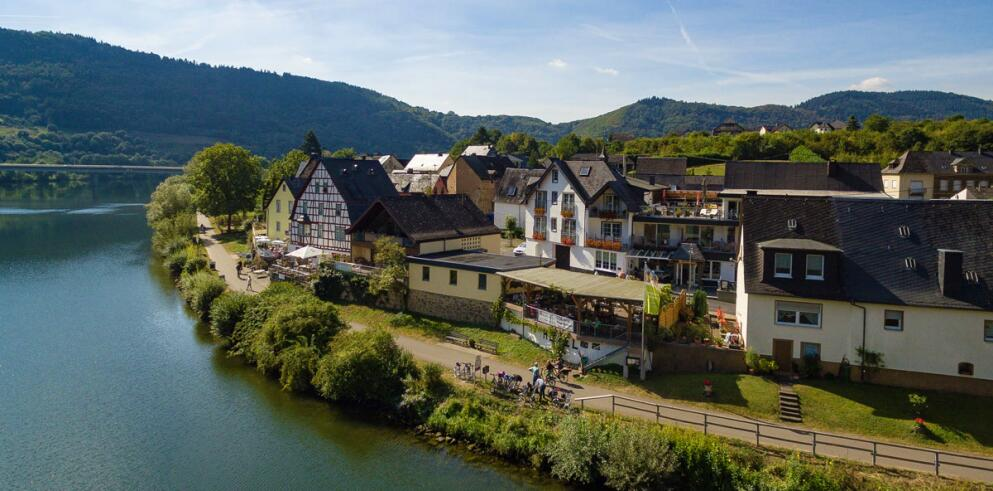 Hotel Weinhaus Halfenstube 45761
