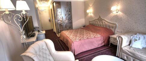 Romantik Modern Doppelzimmer