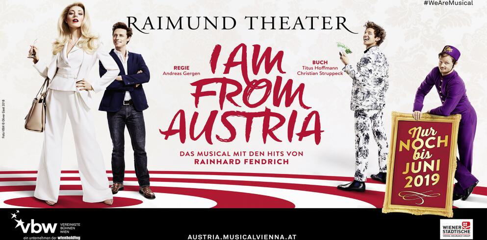 I AM FROM AUSTRIA – Das Musical 46456