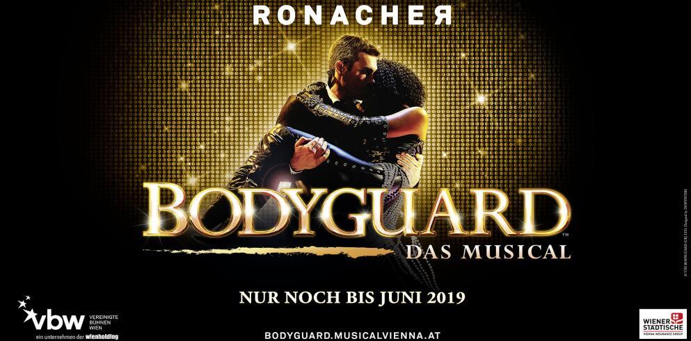 BODYGUARD – Das Musical in Wien 46460