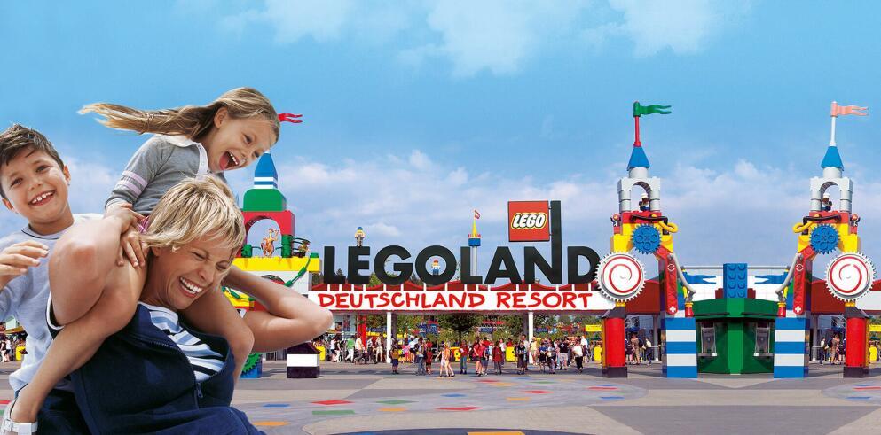 LEGOLAND® Deutschland Resort 46517