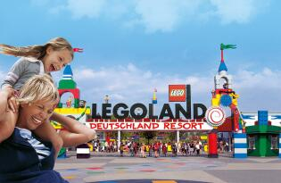 LEGOLAND® Deutschland Resort + Hotelübernachtung