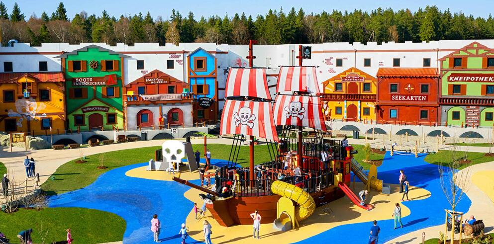 LEGOLAND® Deutschland Resort 46537