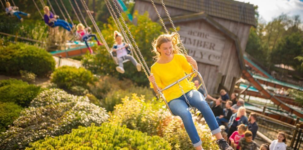Slagharen – Themenpark & Resort 46709