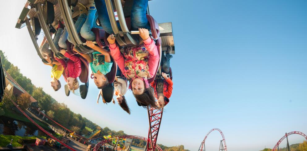 Slagharen – Themenpark & Resort 46722