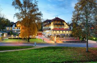 Einzigartiges Wellnesshotel im Weltkulturerbe Oberes Mittelrheintal
