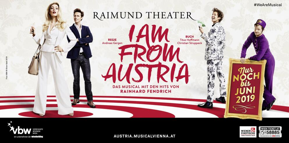 I AM FROM AUSTRIA – Das Musical 47165