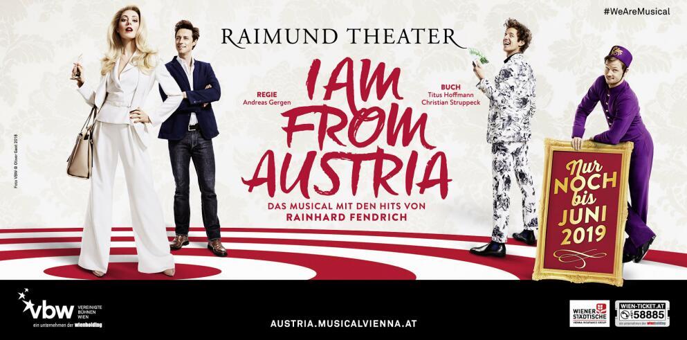 I AM FROM AUSTRIA – Das Musical 47165