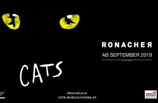 Erleben Sie die Jellicle Katzen auf der Wiener Musicalbühne