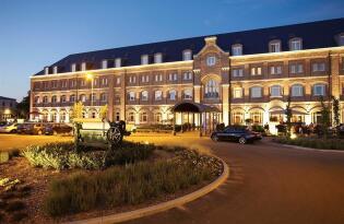 4* Hotel Van der Valk Verviers