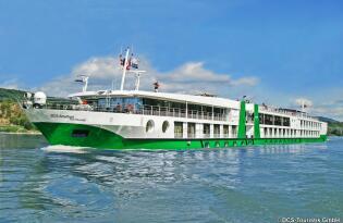 8 Tage Donaukreuzfahrt mit der DCS Amethyst