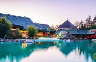 Taunus Therme mit Übernachtung im Premium Hotel