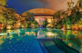 Tickets für die Therme Erding mit Premium Hotel