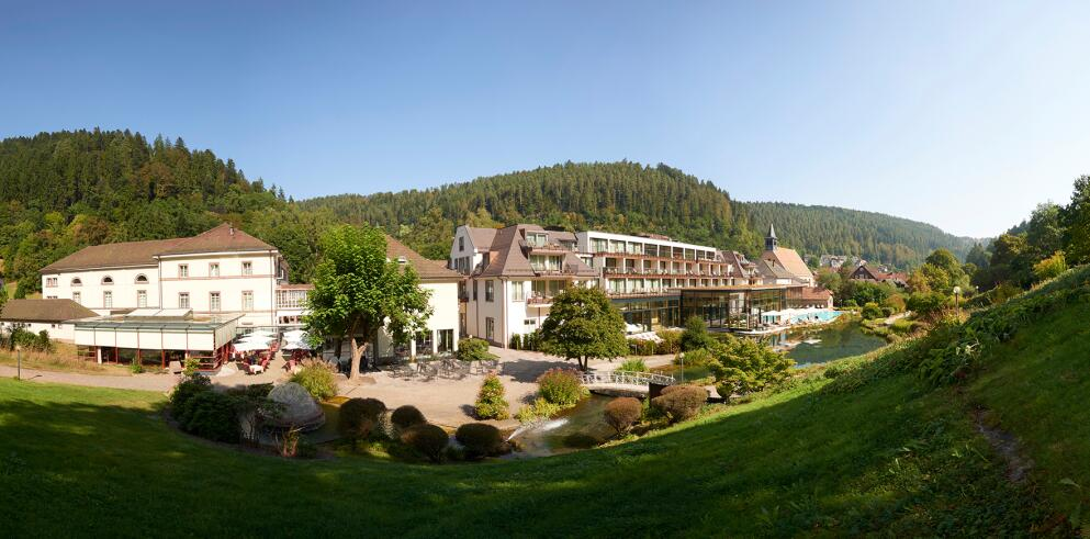 Hotel Therme Bad Teinach 49019