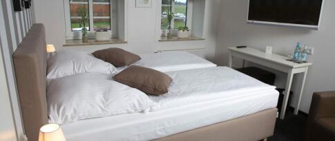 Doppelzimmer Standard im Altbau