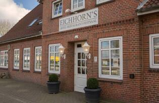 NEUERÖFFNUNG: 4* Eichhorn's Hotel – Restaurant