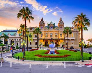 Frankreich Rundreise Monaco