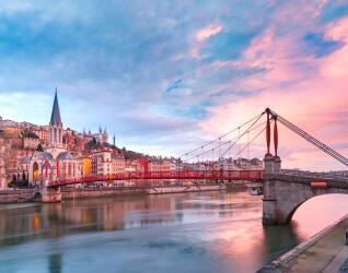 Rundreise Frankreich Lyon