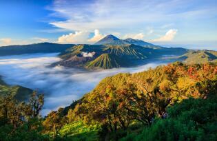 15 Tage Java und Bali Rundreise