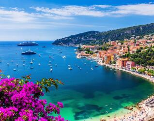 Rundreise Frankreich Nizza