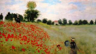 Claude Monet Frankreich Rundreise