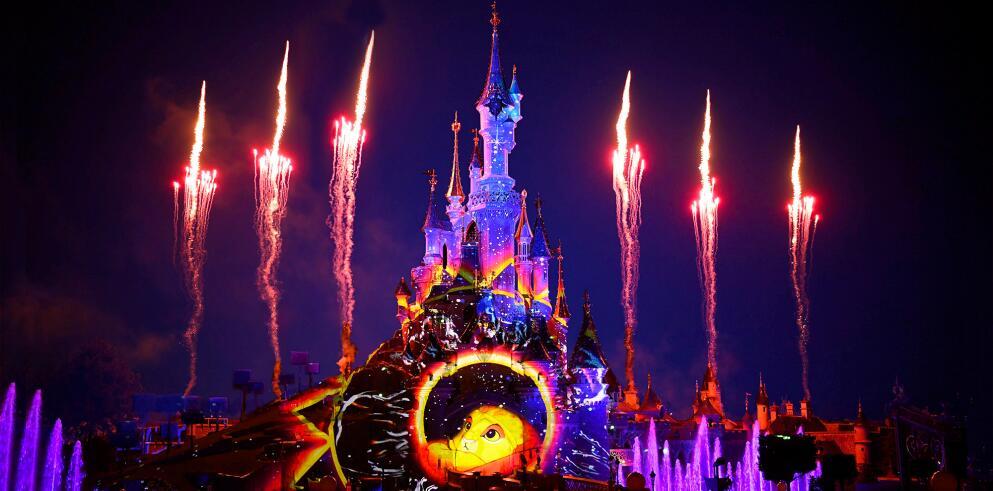 Disneyland Paris Mit Ubernachtung Im 4 Hotel