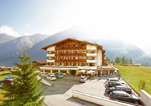 Alpengasthof Grüner 0