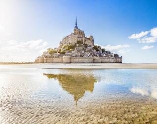 Rundreise Frankreich Mont Saint Michel
