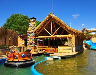 Freizeitpark Plohn Rafting
