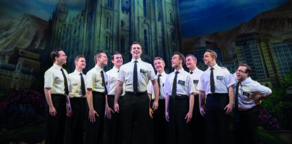 The Book of Mormon Musical –  Köln 50813