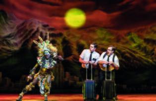 Unverschämtes Musicalerlebnis mit viel Witz im Musical Dome Köln