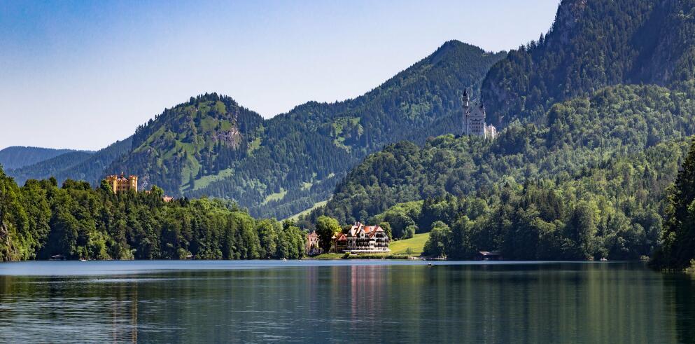 AMERON Neuschwanstein Alpsee Resort & Spa 50977