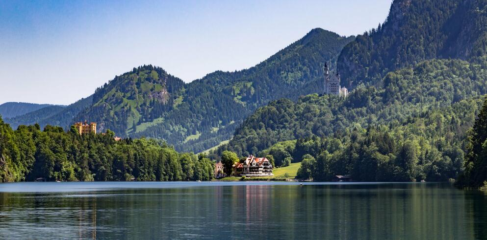 AMERON Neuschwanstein Alpsee Resort & Spa 50977