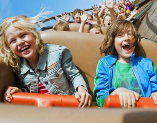 Freizeitparks in Holland