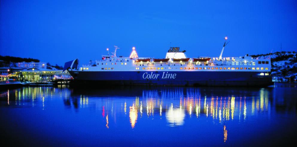 Color Line Minikreuzfahrt 516