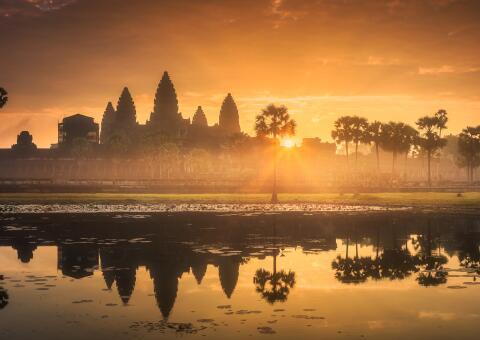 21 Tage Rundreise durch Vietnam und Kambodscha
