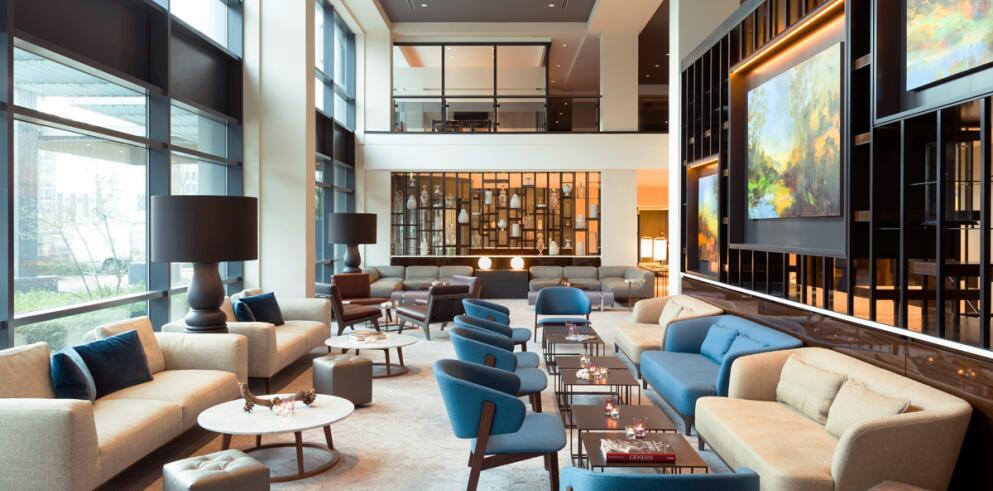 The Hague Marriott Hotel Jetzt Online Buchen