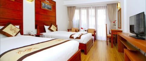 Standard Hotels und Dschunke