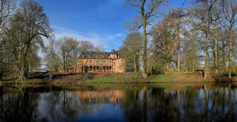 Das Schloss Rheydt
