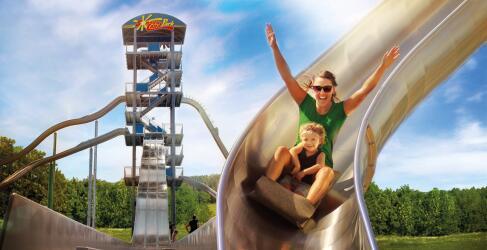 Sonnenlandpark Rutschenturm