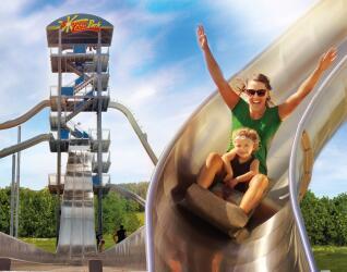Freizeitparks in Sachsen