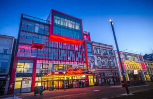 Schmidt Theater Hamburg mit Hotelübernachtung
