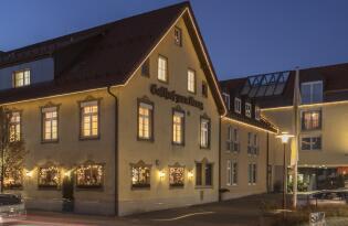4* Hotel Gasthof zum Kreuz in Steinheim