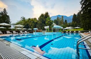 4* Grand Hotel Imperial Levico Terme