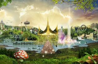 Actionreiches Märchenland – Der größte Freizeitpark Hollands