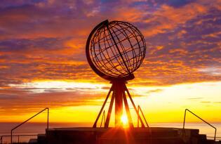 13 Tage Nordkap Kreuzfahrt mit Vasco da Gama