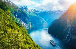 19 Tage Mittsommerkreuzfahrt in Norwegen, Spitzbergen und Island