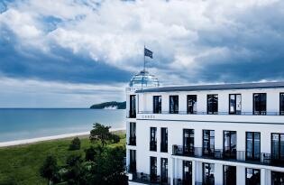 5* Hotel Cerês am Meer