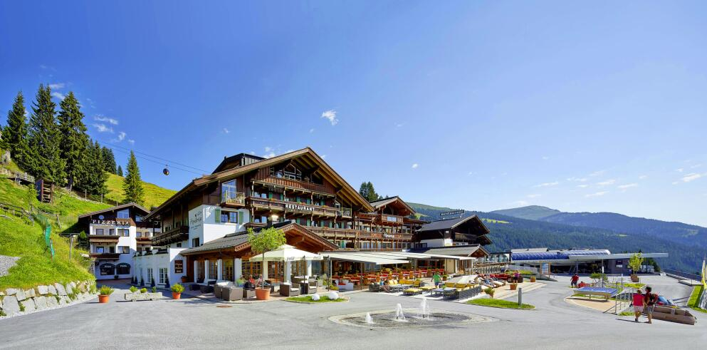 Das Alpenwelt Resort - Family Lifestyle SPA 5401